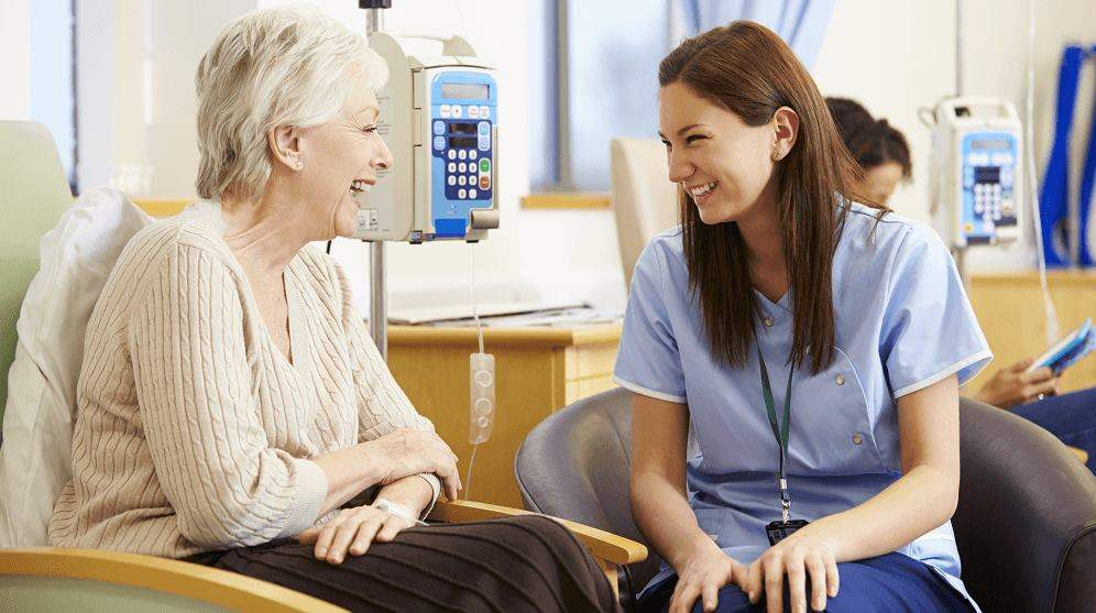 If you care about your patients, your patients will care about you.