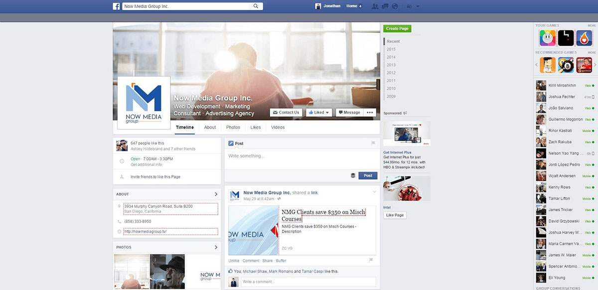 Getting your Facebook followed is crucial to building an audience for your services.