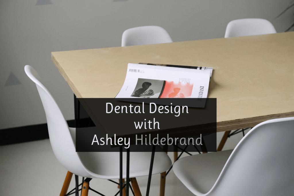 We interview award-winning graphic designer Ashley Hildebrand.