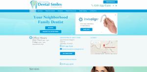Dental Smiles at Johns Creek screenshot