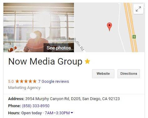A Google Local Citation