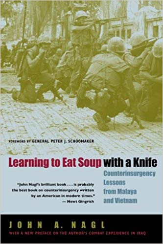 Learning to Eat Soup With a Knife book cover