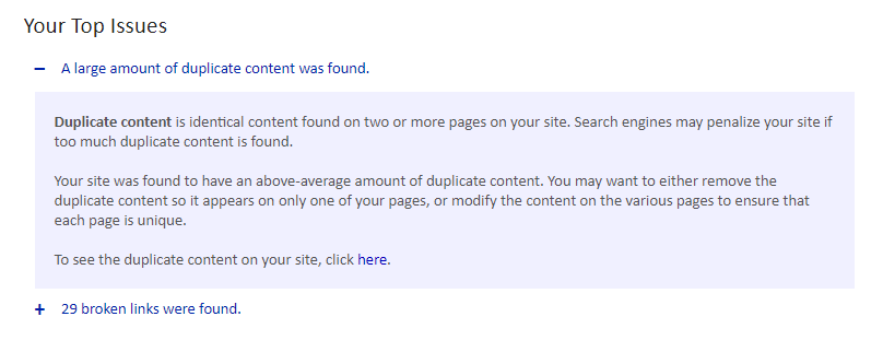 Duplicate content is very bad for a website and will kill your online presence.