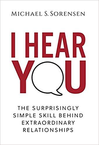 I Hear You, by Michael Sorensen