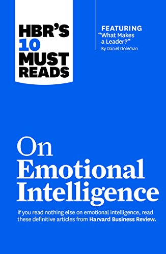 On emotional intelligence.
