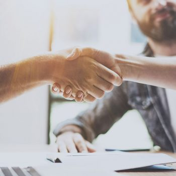Establishing trust is crucial for proving your quality as a vendor.